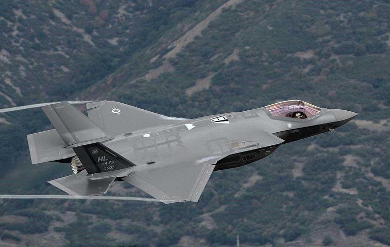 Νέο αμερικανικό μπλόκο στην πώληση F -35 στην Τουρκία | tanea.gr