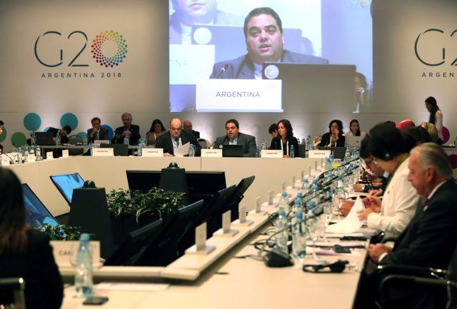 Ο εμπορικός πόλεμος ΗΠΑ-Κίνας στην κορυφή της ατζέντας των G20 | tanea.gr