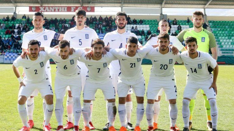 Σπουδαίο «διπλό» της Εθνικής Ελπίδων στην Τσεχία | tanea.gr