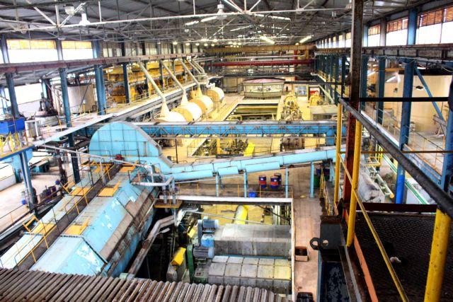 Αυξήθηκαν οι τιμές εισαγωγών στη βιομηχανία τον Ιούλιο | tanea.gr
