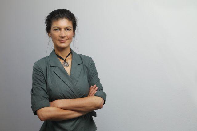 Με αντιμεταναστευτικό άρωμα το νέο κίνημα της Σάρα Βάγκενκνεχτ | tanea.gr