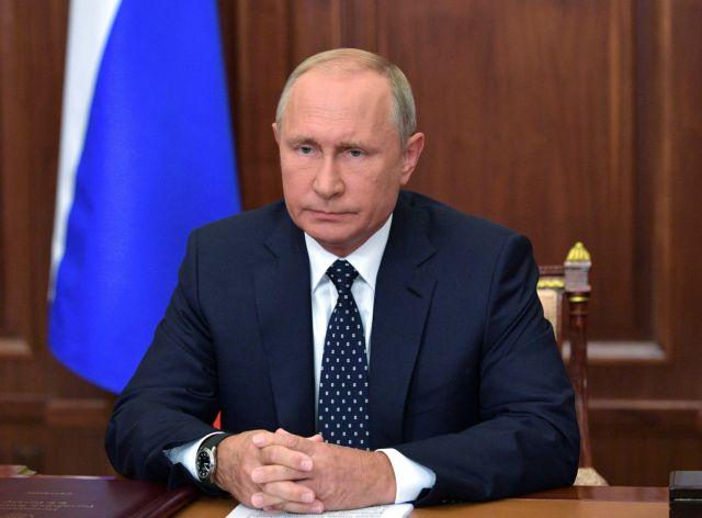 Κρεμλίνο: Ο Πούτιν επιδιώκει την ευημερία, κι όχι τη κατάρρευση της ΕΕ | tanea.gr