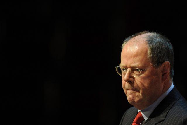 Στάινμπρικ: Η διεθνής κρίση επιτάχυνε την κρίση Ελλάδα | tanea.gr
