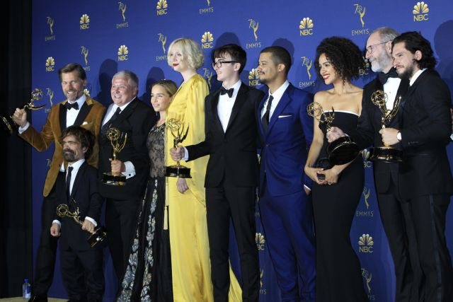 Emmys 2018 : Η μάχη HBO-Netflix και η μεγάλη επιστροφή του Game of Thrones | tanea.gr