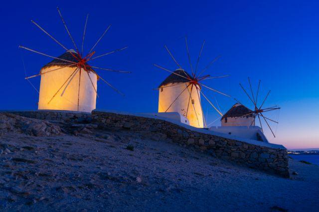 Τα ελληνικά νησιά σκαρφάλωσαν στην κορυφή του κόσμου | tanea.gr