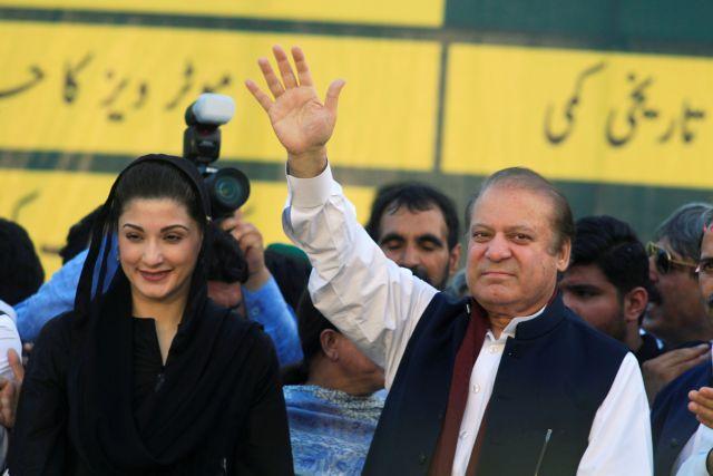 Πακιστάν: Προσωρινή αποφυλάκιση του Ναουάζ Σαρίφ και της κόρης του | tanea.gr