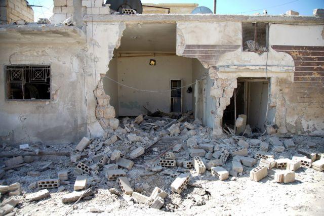 Μαχητικά έπληξαν περιοχές της επαρχίας Ιντλίμπ | tanea.gr