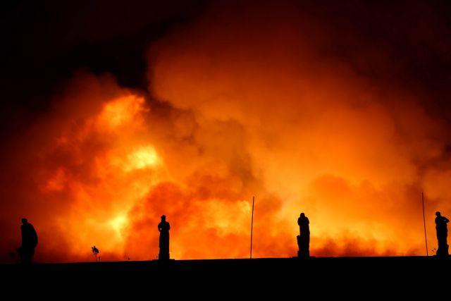 Τεράστια πολιτιστική καταστροφή | tanea.gr