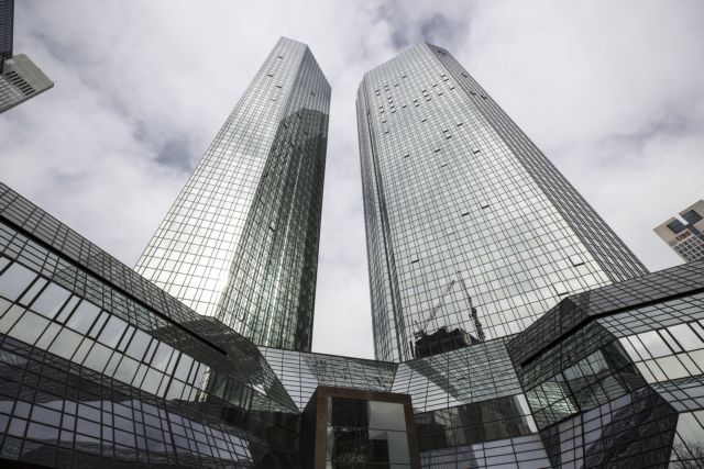 Deutsche Bank: Βάζει τέλος στις φήμες περί συγχώνευσης με τη UBS | tanea.gr