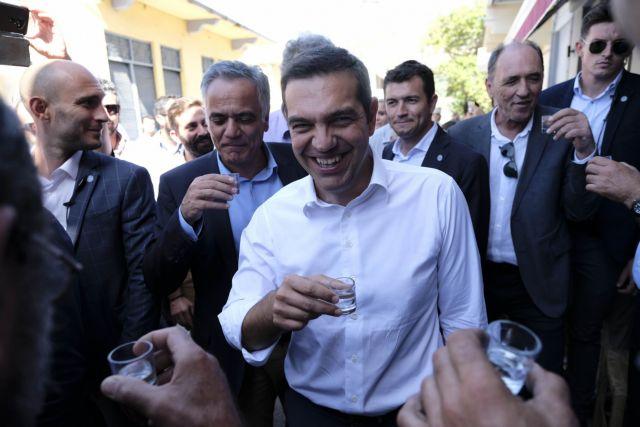 Η απίστευτη ατάκα Τσίπρα για την τσικουδιά και τον Πολάκη (βίντεο)   tanea.gr