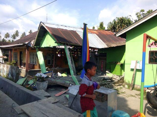 Ισχυρός σεισμός έπληξε την Ινδονησία - Φόβοι για τσουνάμι   tanea.gr
