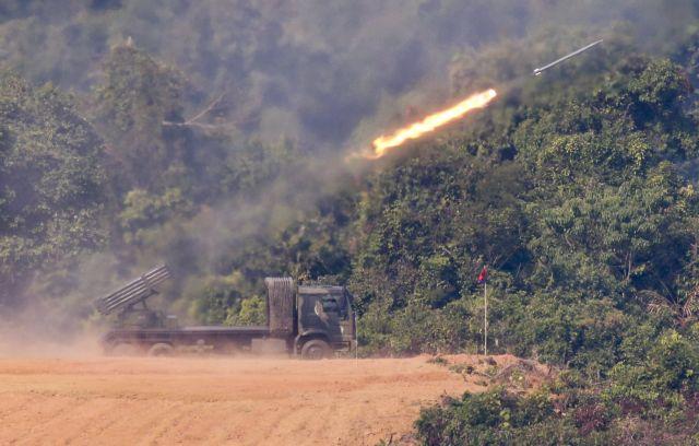 Σαουδική Αραβία: Αναχαιτίστηκε πύραυλος των Χουθί | tanea.gr