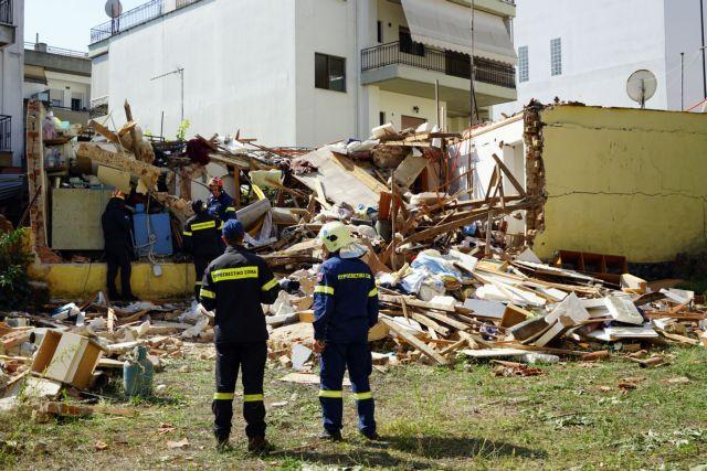 Σε φιάλη υγραερίου οφείλεται η έκρηξη σε μονοκατοικία στα Ιωάννινα | tanea.gr