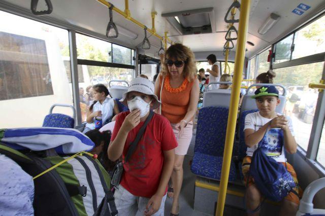 Β. Κριμαία: Χιλιάδες απομακρύνθηκαν λόγω ύποπτων ρύπων από χημικό εργοστάσιο | tanea.gr