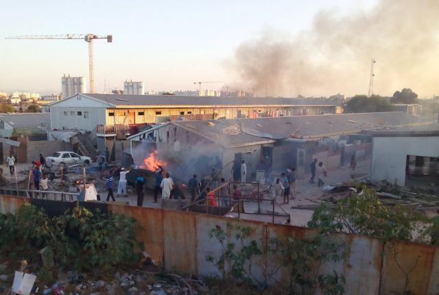 Νέες μάχες και σύγχυση στην Τρίπολη, ενώ ο ΟΗΕ καλεί σε εκεχειρία | tanea.gr