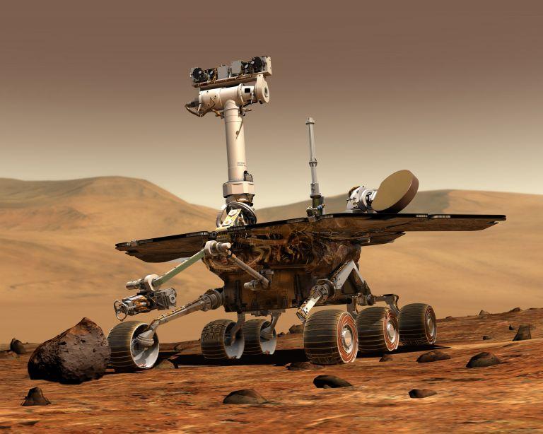 Αντίστροφη μέτρηση για το Opportunity στον Αρη | tanea.gr