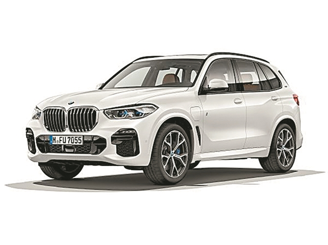 BMW X5 xDrive45e iPerformance: SUV πολυτελείας 394 ίππων   tanea.gr