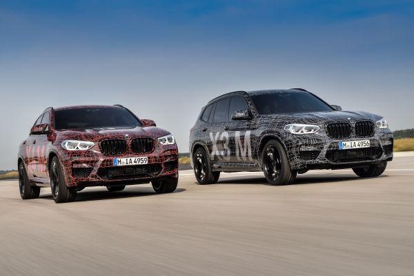 BMW X3 M και BMW X4 M: Τελικές δοκιμές για τα σπορ SUV   tanea.gr