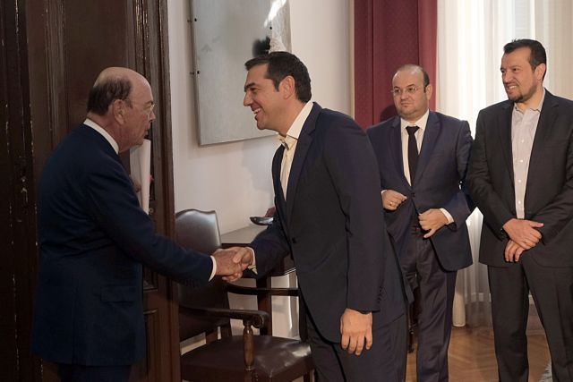 US Secretary of Commerce sees Greek economy gaining momentum | tanea.gr