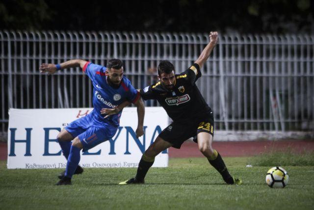 Τέσσερα γκολ η ΑΕΚ στα Τρίκαλα | tanea.gr