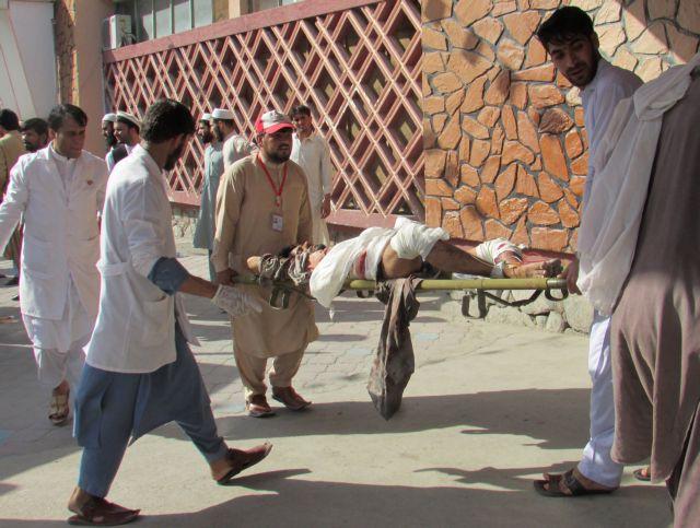 Αφγανιστάν: Τουλάχιστον 68 νεκροί από επίθεση καμικάζι | tanea.gr