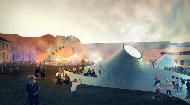 Ενα νέο υπόγειο μουσείο Τέχνης άνοιξε τις πύλες του στο Ελσίνκι | tanea.gr