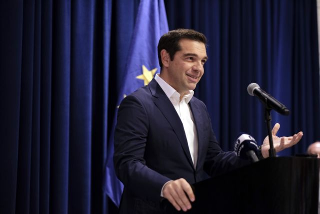 Περήφανος ο Τσίπρας για την προσφυγική πολιτική του | tanea.gr