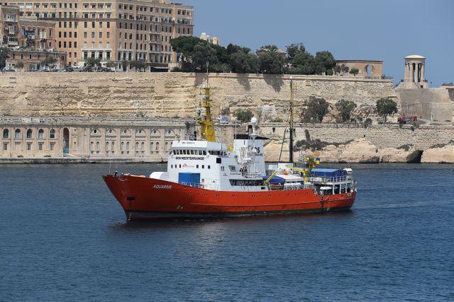 Εγκαταλείπονται οι επιχειρήσεις διάσωσης μεταναστών στη Μεσόγειο από πλοία ΜΚΟ | tanea.gr