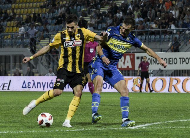 Νίκη της ΑΕΚ, ξανά θύμα ο Αστέρας Τρίπολης | tanea.gr
