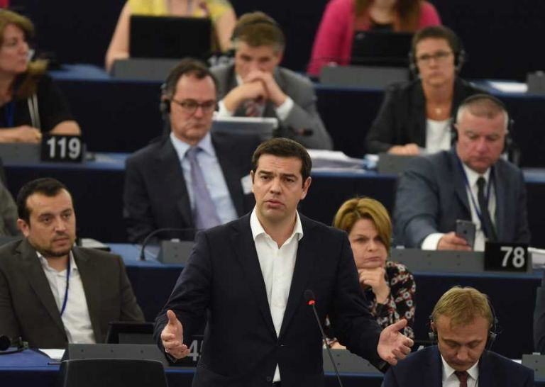 «Εξαφάνισαν» το Μάτι στο Ευρωκοινοβούλιο για χάρη του Τσίπρα   tanea.gr