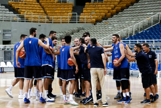 Σκουρτόπουλος : «Αν μπορούσε θα ήταν εδώ ο Αντετοκούνμπο» | tanea.gr