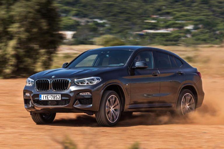 Στην ελληνική αγορά η νέα BMW X4 σε εκδόσεις ντίζελ και βενζίνης | tanea.gr