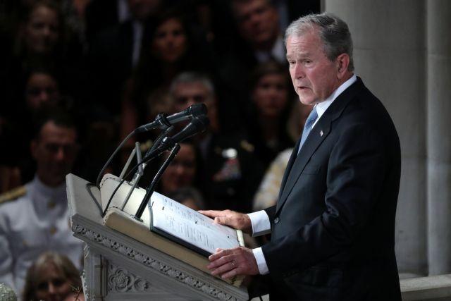 Και ο Μπους στη μάχη του «Ναι» για το δημοψήφισμα στην ΠΓΔΜ | tanea.gr