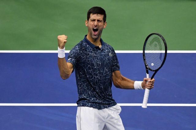 Ντελ Πότρο εναντίον Τζόκοβιτς στον τελικό του US Open | tanea.gr