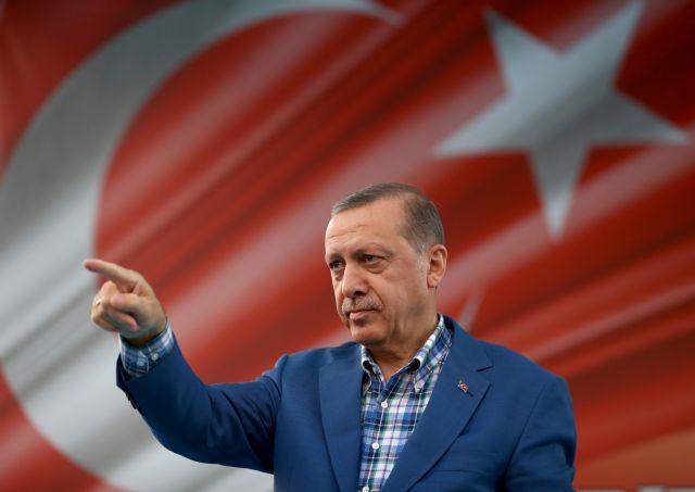 Ερντογάν: Ισχυρή και σταθερή η τουρκική οικονομία | tanea.gr