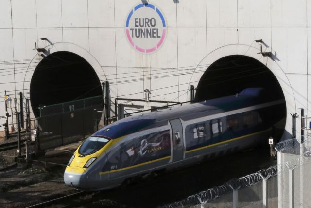 Το Brexit μπορεί να σταματήσει και τα τρένα της Eurostar   tanea.gr