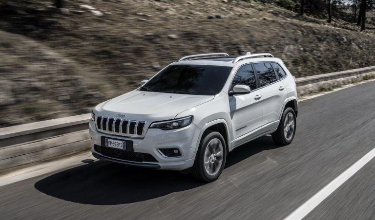 Jeep Cherokee: Με ανανεωμένη εμφάνιση και νέους κινητήρες   tanea.gr