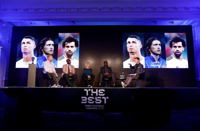 Ρονάλντο, Μόντριτς και Σαλάχ υποψήφιοι για κορυφαίοι της χρονιάς | tanea.gr