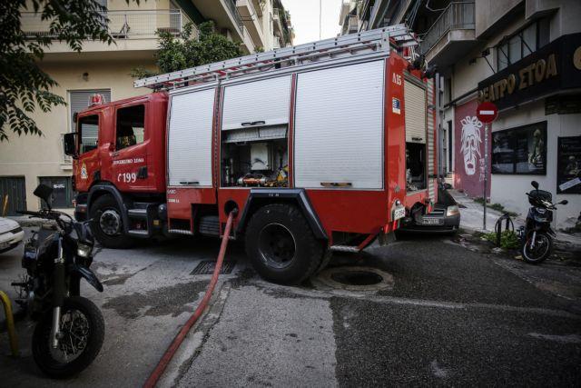 Πυρκαγιά ξέσπασε σε διαμέρισμα στην Κυψέλη | tanea.gr