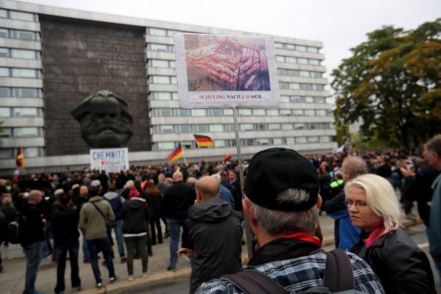 Εκκληση Μέρκελ στους Γερμανούς να κινητοποιηθούν κατά του μίσους | tanea.gr