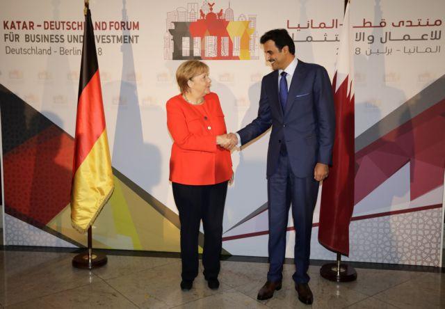 Επενδύσεις 10 δισεκ. ευρώ υπόσχεται το Κατάρ στη Γερμανία | tanea.gr