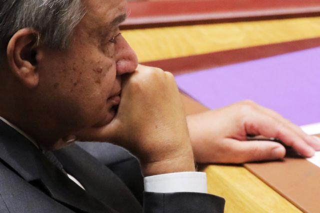 Τον άμεσο τερματισμό των εχθροπραξιών στη Λιβύη ζητά ο Γκουτέρες | tanea.gr