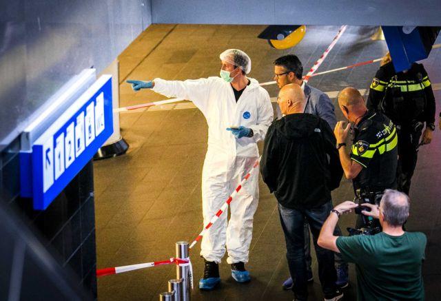 «Τρομακρατική» η επίθεση στο μετρό του Αμστερνταμ | tanea.gr