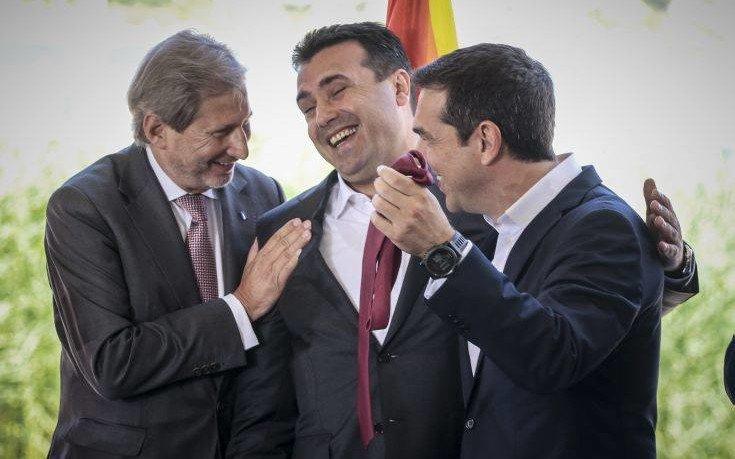 «Τορπίλη» για την κυβέρνηση το Μακεδονικό - Τι φοβάται ο Τσίπρας | tanea.gr