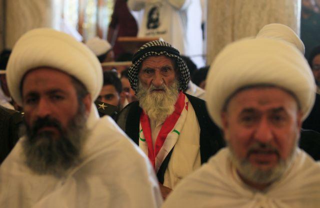 Ιράκ: Ο αλ Σαντρ και ο αλ Αμπάντι ανακοίνωσαν τον σχηματισμό μεγάλου συνασπισμού | tanea.gr