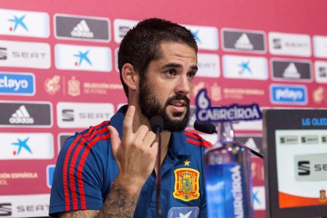 Ο Ίσκο στηρίζει την απαγόρευση κινητών τηλεφώνων στην εθνική Ισπανίας | tanea.gr