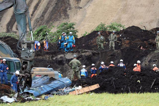 Iαπωνία: Στους 30 αυξήθηκε ο αριθμός των νεκρών από τον σεισμό | tanea.gr