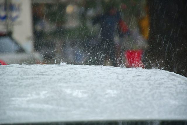 Προειδοποιήσεις της τροχαίας λόγω του κυκλώνα «Ζορμπά» | tanea.gr