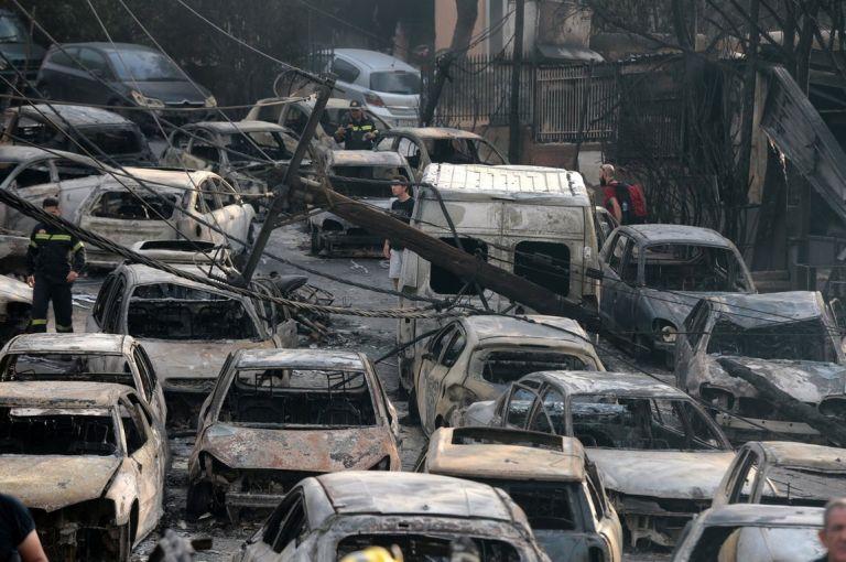 Μάτι: Σε 57 λεπτά θα μπορούσαν να σωθούν από τη φωτιά οι κάτοικοι   tanea.gr
