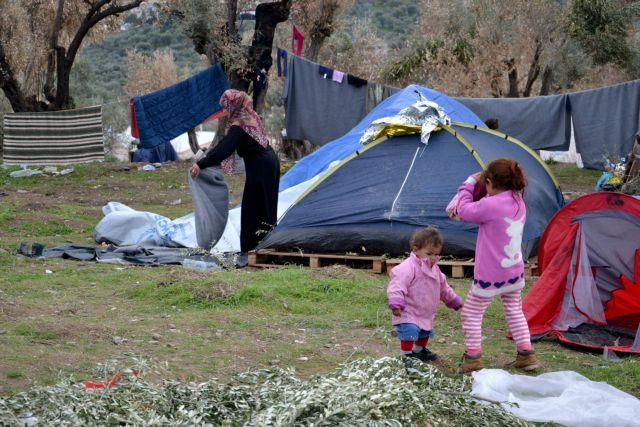 Κλείνει το hotspot στη Μόρια: Ακατάλληλο και επικίνδυνο λέει η περιφέρεια Β. Αιγαίου | tanea.gr